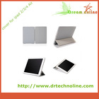 best cheap price genuine leather for ipad case factory price