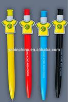 promotional novelty special cartoon pen/cartoon cute character ball pens YB-107