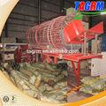 2014 TAGRM automatic cassava peeler machine, professional cassava peeling machine
