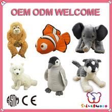 SEDEX Factory welcome OEM ODM include big stuffed bear