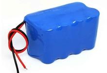 OEM 14.4v 4000mah rechargeable batteries for alarm system/lithium battery pack for alarm system