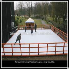 UHMWPE roller skating rink flooring