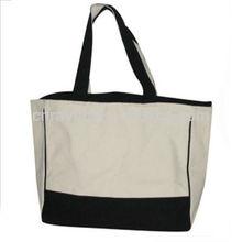 Promotion cotton tote beach bag