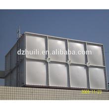flexbile FRP SMC panel water tank 1-3000 cuM