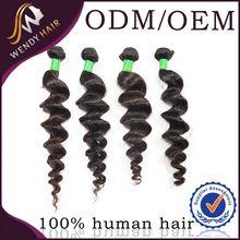 fantasy Hot selling brazilian human hair ponytail extension