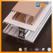 door rail tube aluminum profile purchase