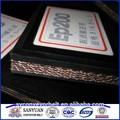 ep200 15 mpa resistente al calor de corte borde de cinta transportadora de goma