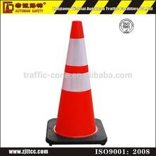soft flexible traffic safety cone