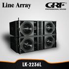 Professional 3 way Outdoor Line Array Speaker