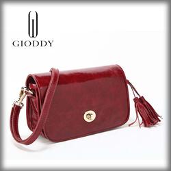 China customized trendy handbags women bags clutch