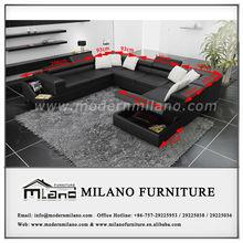 Alibaba france italian real leather sofa furniture G1070D