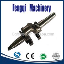 Best sale High quality GX160/2KW Crankshaft for Generator Spare Parts