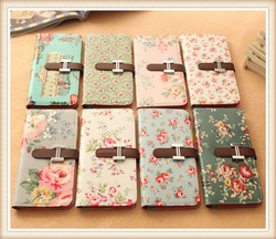Cheap Hot Selling Women Wallet purse Floral clutch wallet for promotion