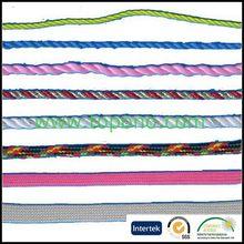 New style hot sale flip flops woven webbing tape
