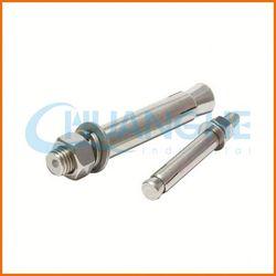 China supplier high quality black oxide titanium bolt