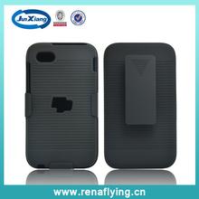 Belt Clip Holster Combo Case for Blackberry Q5 , plastic case for Blackberry Q5