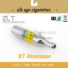 China's alibaba 2014 new procduct atomizer x7 wax atomizer yocan exgo w3