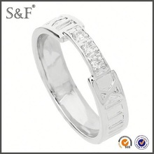 YIWU FACTORY!! Newest Style Crystal fancy gold ring designs