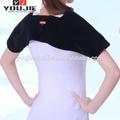 Transpirable de espalda y hombro refuerzo de apoyo, hombro doble llave de la postura de abrigo apoyo de alivio del dolor
