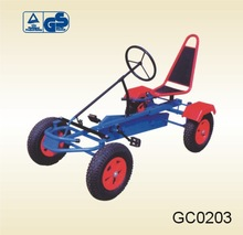 Adjustable seat position different people , go kart