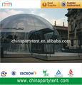 gran cúpula inflable tienda de la exposición para la venta