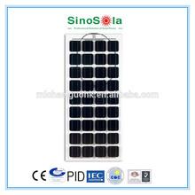 BIPV Solar Panel from Sinosola