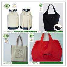 customized printed recycling nylon shopping bag