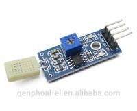 humidity sensor module HR202 humidity module and humidity detection line 4