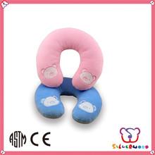 GSV certification super cute soft infant neck pillow manufacturer