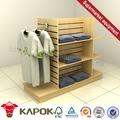 O mais barato cap/roupas/vestuário rack display stand de venda direta