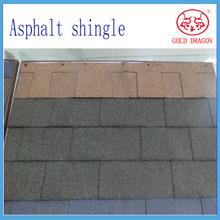 china colorful asphalt shingles roofing