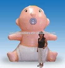 2014 custom Inflatable cartoon replica /custom inflatable replica characters