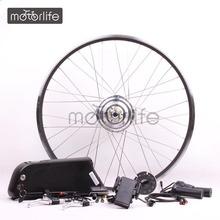 MOTORLIFE 2014 Latest three wheel electric motor bike/bikes electric bicycles kits