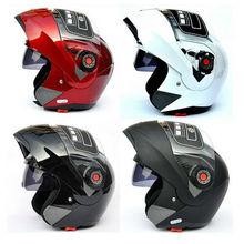 dot flip up helmet for hot sell