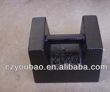 10kg 20kg 50kg 100kg 500kg 1000kg cast iron class M1 calibration Weight