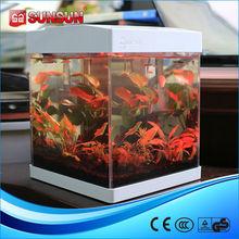 SUNSUN G-20 wholesale cylindrical acrylic aquarium