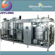 Small Scale Milk /Yoghurt /Juice Combined Production Line