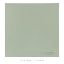 600 * 600 Green ceramic Glaze Parquet Tiles For Fireplace