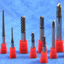 high quality china supplier tungsten carbide end mill cutter 2/3/4/6/ flutes ball nose / flattened / radius