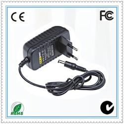 LCD monitor screen power adapter 12V 15V