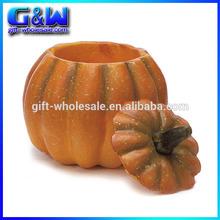 "Artificial Pumpkin Planter Foam 5"" for Home&Holiday Decorative"