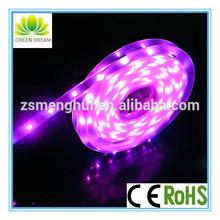 smd 3528/5050 flexible 60 PCS per meter led strip light for christmas decoration