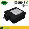 DLC approved 120 watt cree led shoebox light solar powered parking lot lighting