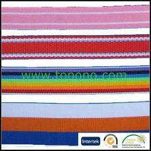 Low price professional custom webbing jacquard elastic tape