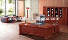 Standard dimensions antique wood desk global office furniture(FOH-A86221)