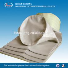fibergalss tissé sac filtrant pour cubilot