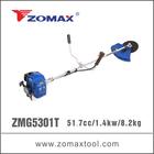 ZMG5301T 52cc 1.3kw bike handle mitsubishi brush cutter backpack
