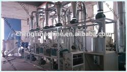 High Quality 10t/d machine for making corn flour and price corn flour machine
