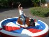 Inflatable Bull Riding Machine/Mechanical Rodeo Bull/Inflatable Rodeo Bull