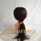 Alibaba Express Human Hair Grey Lace Front Wig